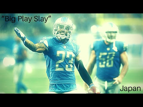 "Darius Slay ""Big Play Slay""