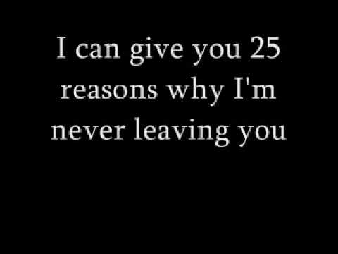 nivea- 25 reasons W/ LYRICS