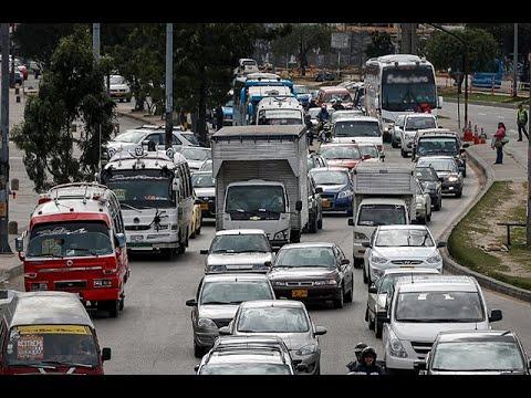 f79991cec5a ¿Debería implementarse el pico y placa todo el día en Bogotá? - Noticias  Caracol