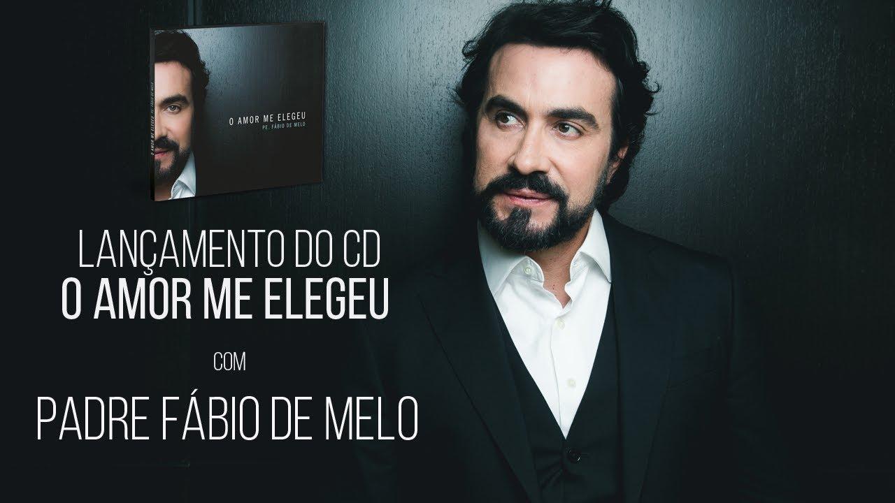 Lançamento Do Cd O Amor Me Elegeu Com Padre Fábio De Melo 06 04 18 Youtube