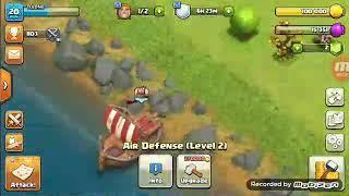 Main clash of clans sama clash royale
