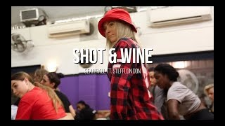 Gambar cover | Shot & Wine Stefflondon Sean Paul | Steven Pascua Choreography |