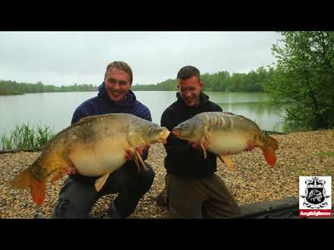 Angling Times guide to luck the Premiere fishery (KKS)
