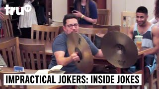 Impractical Jokers: Inside Jokes - Disturbing the Peace | truTV