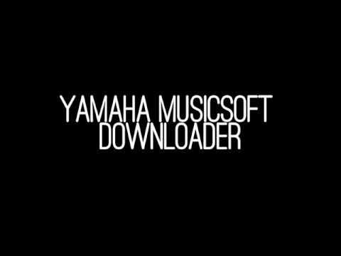 Yamaha Music Soft Downloader EN