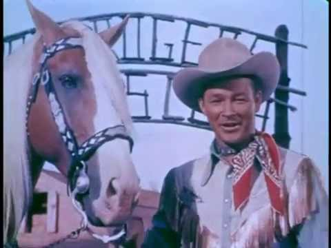 ROY ROGERS RIDERS CLUB 1950s THE COWBOY'S PRAYER