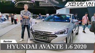 Tìm hiểu Hyundai Avante S 2020 - ĐẸP - NUỘT |XEHAY.VN|