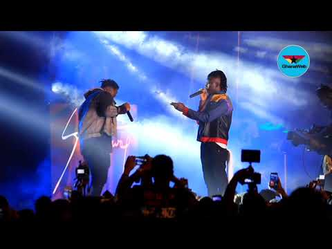 2018 Bhim Concert: Fans go 'gaga' during Medikal and Stonebwoy show