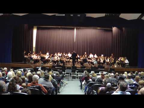 Wissahickon Middle School 7th and 8th Grade Band: Beyond the Crest