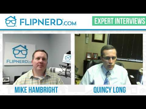 Real Estate Investing Success Through Leveraging with Quincy Long