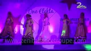 Mughal Dance Performance,Tumhari adaon pe, Maar dala, Zenith Dance Troupe New Delhi India