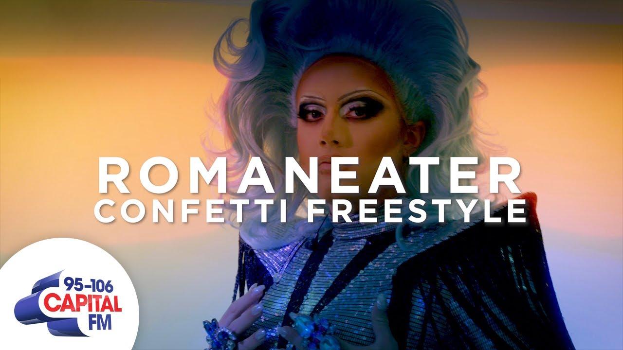 Little Mix - Confetti (Drag Remix) | Capital