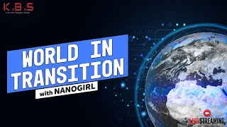World In Transition with Nanogirl ?▶ KBS Extra ▶?
