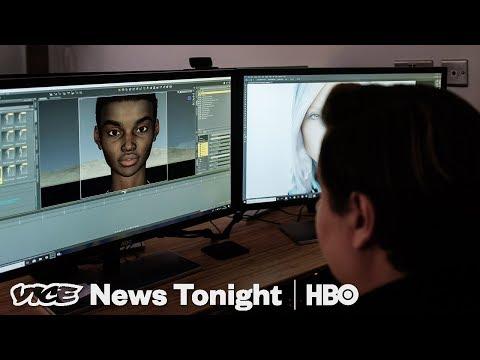 Digital Models & Break Up Facebook: VICE News Tonight Full Episode (HBO)