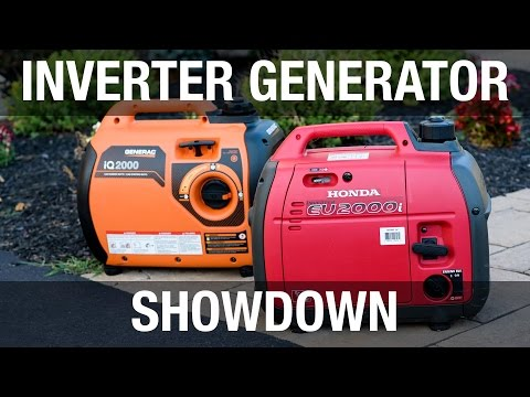 Comparing Honda vs Generac Inverter Generators