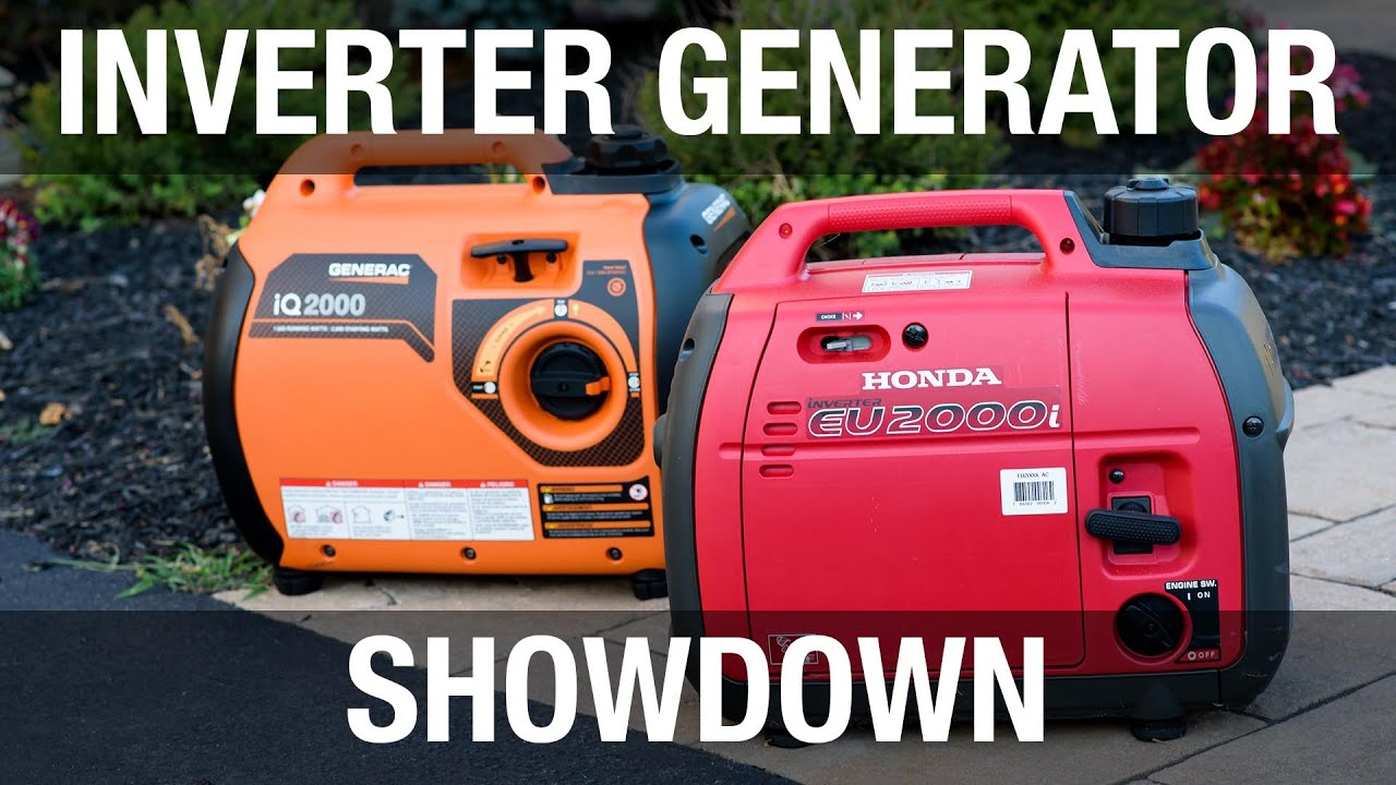 Wonderful Comparing Honda Vs Generac Inverter Generators