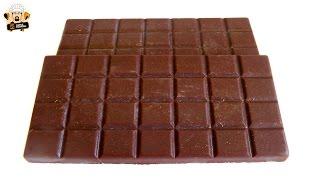 RAW CHOCOLATE WITH GOJI BERRIES