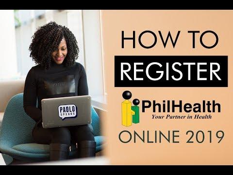 How To Register Philhealth Online 2019