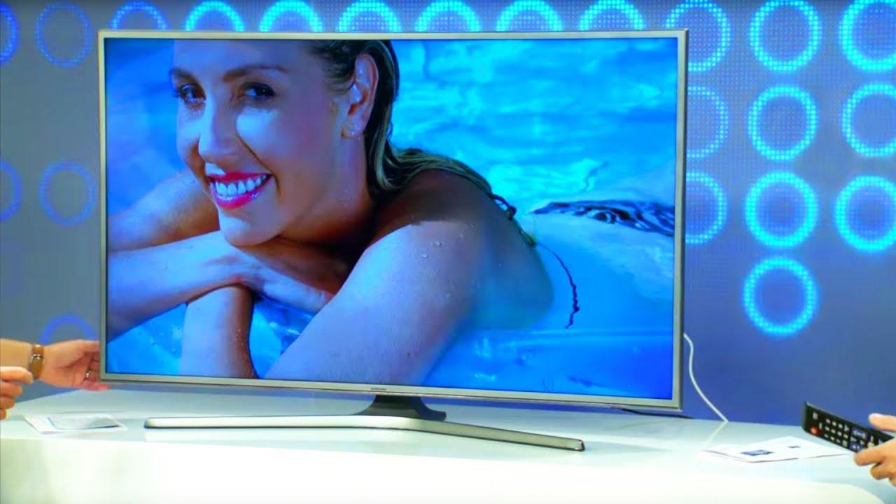 samsung ultra hd smart tv ue50ju6850 125 cm 50 triple. Black Bedroom Furniture Sets. Home Design Ideas