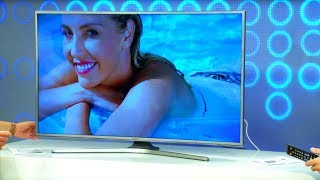 "Samsung Ultra-HD-Smart-TV UE50JU6850, 125 cm / 50"", Triple-Tuner"