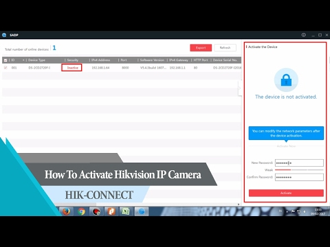 how to use hik connect