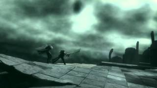 Final Fantasy VII Cloud vs Sephiroth (BRay rip, Japanese)