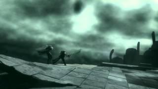 Final Fantasy VII Cloud vs Sephiroth (BRay rip, Japanese)