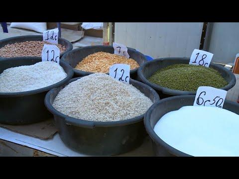 В Таджикистане открылись ярмарки с низкими ценами на продукты