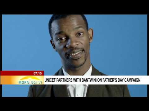 Bantwini on partnering with UNICEF on Father's Day campaign