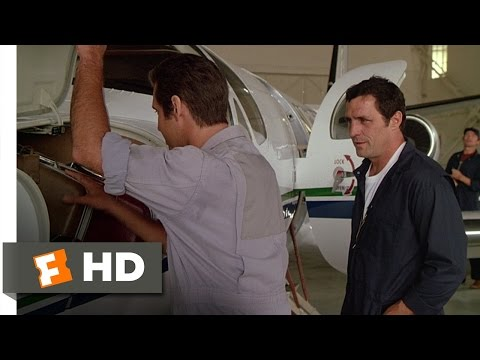 Fletch 710 Movie   Fletch Inspects a Plane 1985 HD
