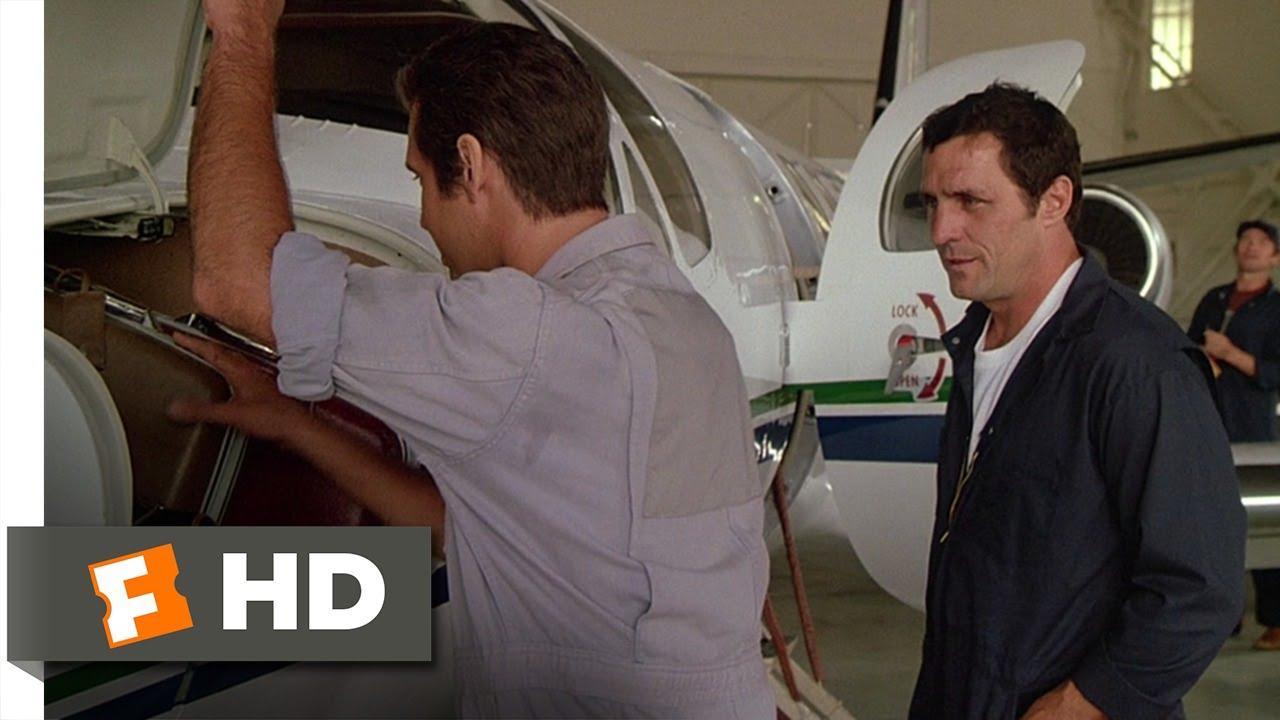 fletch 710 movie clip fletch inspects a plane 1985