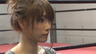 2013年8月14日@竹芝コロシアム DDT両国国技館大会でのデビュー戦を4日...