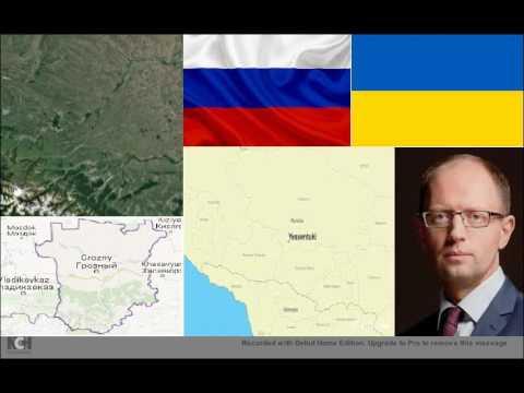 Russia have proof Yatsenyuk commited war crimes in Chechnya
