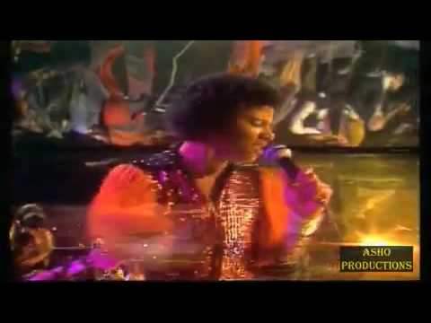 Michael Jackson - Blame It On The Boogie Live HQ