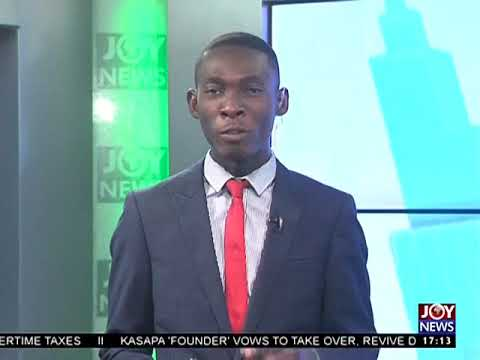 Minimum Capital Requirement - Business Live on JoyNews (21-8-17)