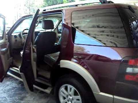 Camioneta 2006 Ford Explorer Eddie Bauer Autoconnect Com