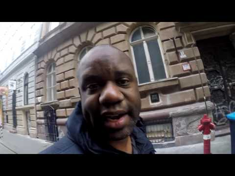 African American  in  Budapest Hungary Travel Vlog (Episode #12)