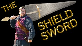 The SHIELD SWORD! Pop-culture weapons INVENTED!
