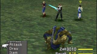 Final Fantasy VIII Part 88 Stats Up