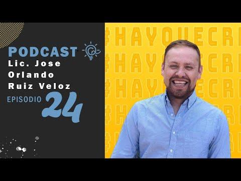 Ep 24 José Orlando Ruiz Veloz / El Rojo