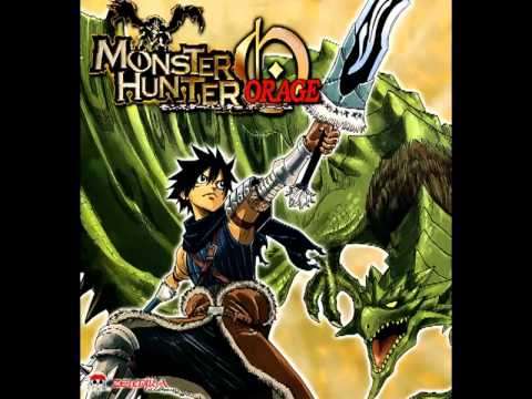 Monster Hunter Orage Pdf