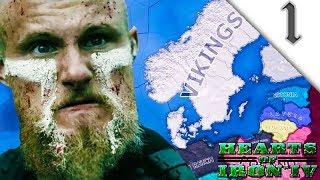 Hearts of Iron 4 Vikings Mod HOI4 Challenge Vikings Gameplay