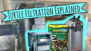 Turtle Filtration Explained | Turtle 101
