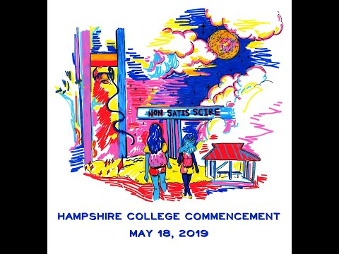 Hampshire College 2019 Commencement Live Stream