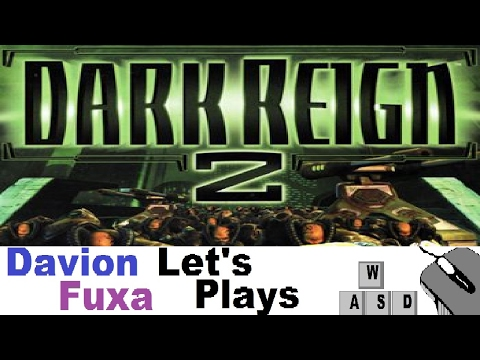 DFuxa Plays Dark Reign 2 - Sprawler Mission 4 Part 2