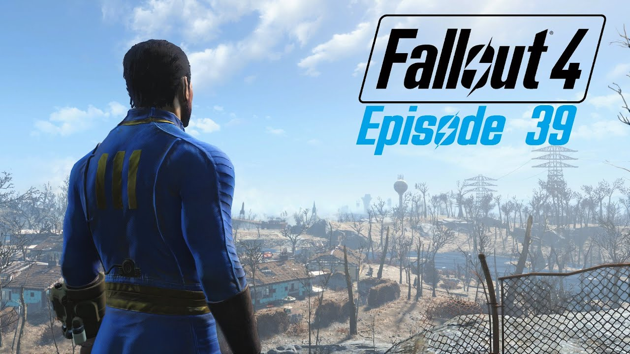 FALLOUT 4 (Survival) Ep  39 : I did not mean to get distracted honest!