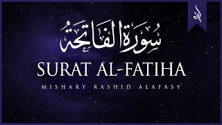 Download Lagu Surat Al-Fatihah (The Opener) | Mishary Rashid Alafasy | مشاري بن راشد العفاسي | سورة الفاتحة mp3