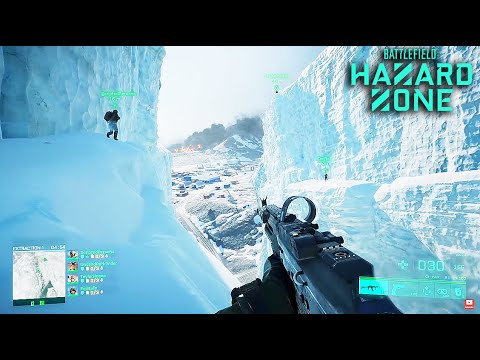 Battlefield 2042 – Official HAZARD ZONE Trailer