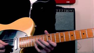 an incredible pedal steel style country lick   guitar lesson