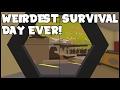 My WEIRDEST Unturned Survival Experience Ever!   Unturned Hawaii Survival